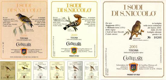 Castellare I Sodi Di San Niccol 242 A Complete Retrospective