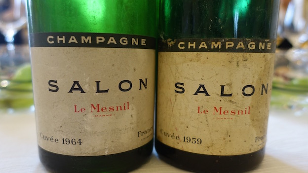 Champagnes Salon & Delamotte 1959-2007 (Jun 2016) | Vinous ...