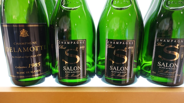 Champagnes salon delamotte 1959 2007 jun 2016 vinous for 1996 salon champagne