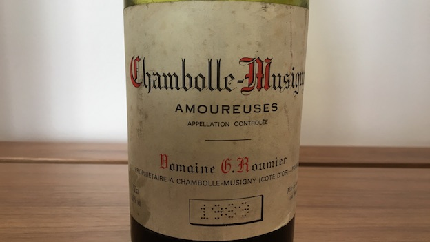 chambolle musigny mature singles Joseph drouhin domaine des hospices de belleville  quiche lorraine, mature  shows the power and delicacy of a serious burgundy from chambolle-musigny.