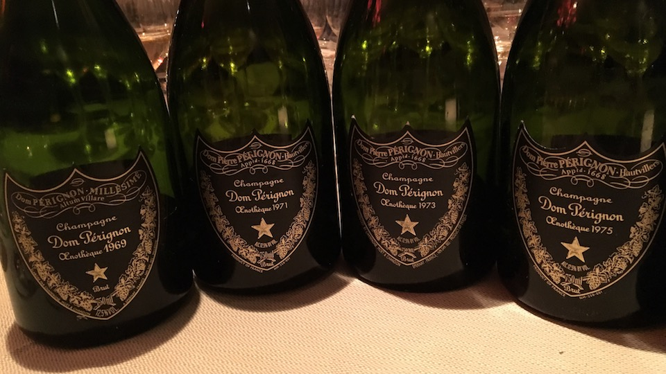 Dom Perignon In Three Acts Nov 2017 Vinous Explore All Things