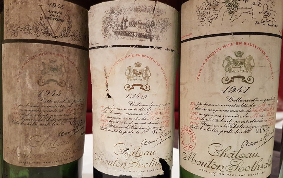Bordeaux In Excelsis (Jun 2018) | Vinous - Explore All Things