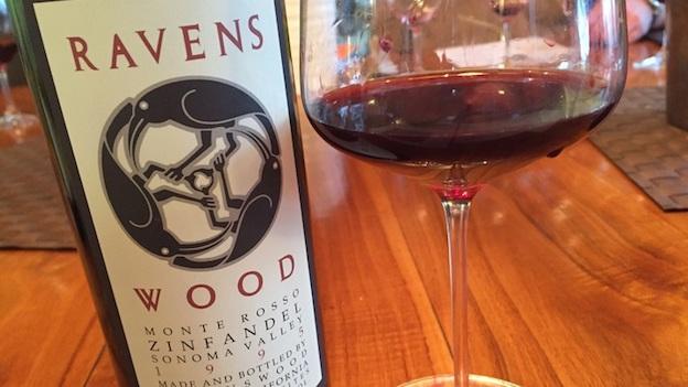 Sidste nye Cellar Favorite: 1995 Ravenswood Zinfandel Monte Rosso (Feb 2017 EQ-98